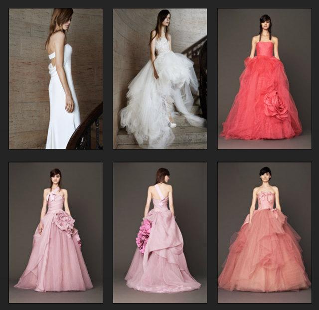 VERA WANG(ヴェラ・ウォン)のウェディングドレス