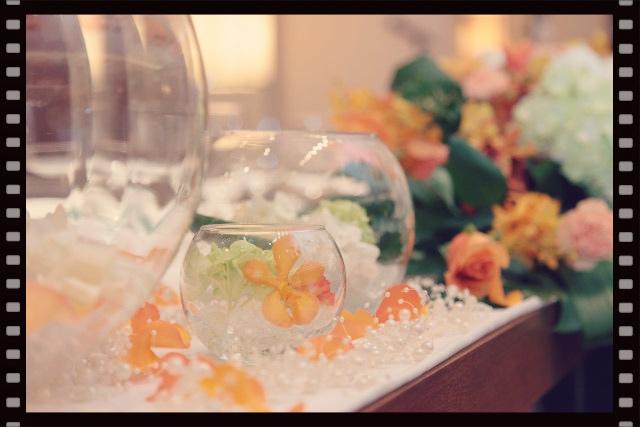 結婚式の装花の相場