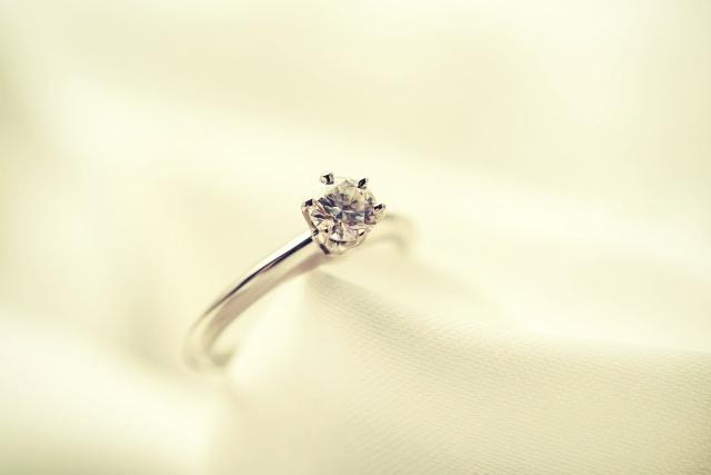 結婚指輪が一番たいへん