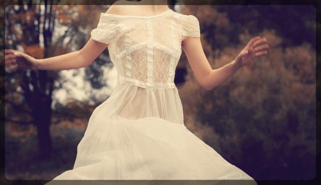 キレイにウェディングドレスを着こなす為に