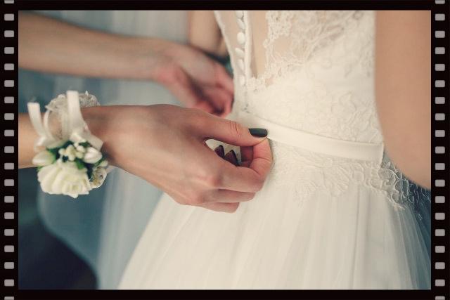 ウェディングドレスを美しく着こなす為に