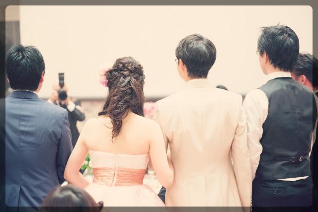 カメラマンへ結婚式の写真撮影を依頼