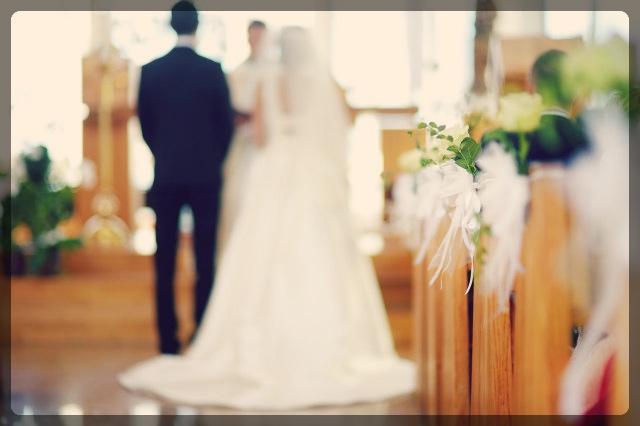 結婚式の入退場の曲