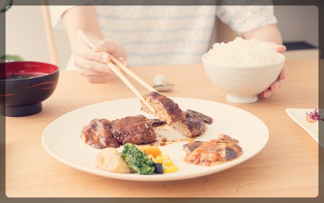 食事の管理もダイエットには重大な要素