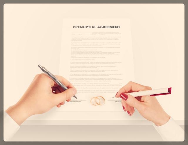 婚前契約書の書き方や書く内容